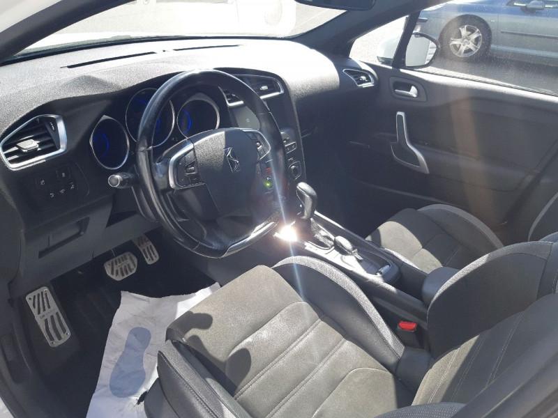 Photo 6 de l'offre de DS DS 4 BLUEHDI 120CH EXECUTIVE S&S EAT6 à 14490€ chez Carlyss automobiles Vitré