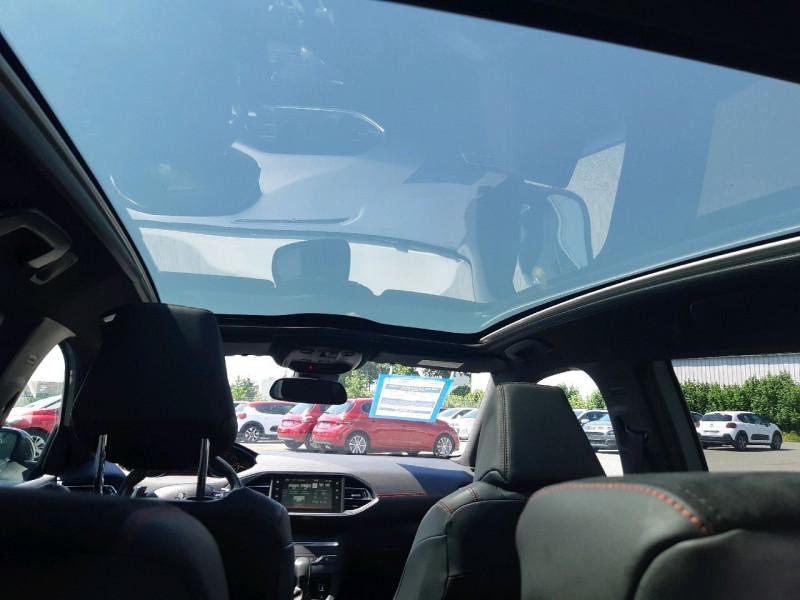 Photo 6 de l'offre de PEUGEOT 308 SW 2.0 BLUEHDI 180CH GT S&S EAT6 à 14790€ chez Carlyss automobiles Vitré