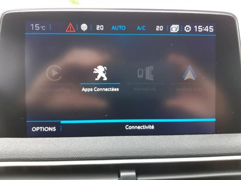 Photo 12 de l'offre de PEUGEOT 3008 1.6 BLUEHDI 120CH ALLURE S&S à 18490€ chez Carlyss automobiles Vitré