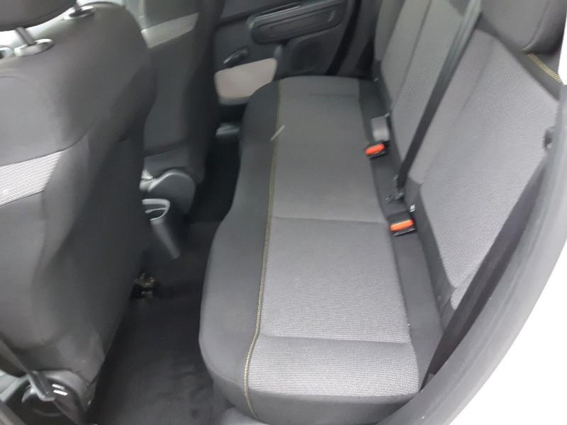 Photo 8 de l'offre de CITROEN C3 PURETECH 82CH FEEL à 11490€ chez Carlyss automobiles Vitré
