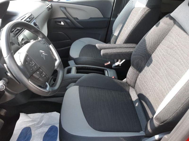 Photo 6 de l'offre de CITROEN C4 PICASSO BLUEHDI 150CH EXCLUSIVE S&S EAT6 à 15490€ chez Carlyss automobiles Vitré