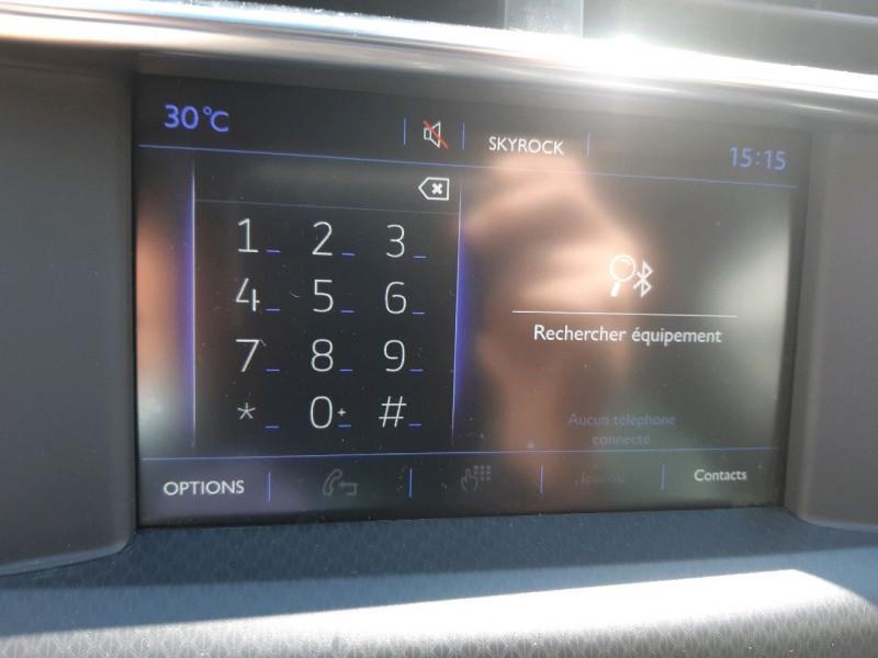 Photo 13 de l'offre de DS DS 4 CROSSBACK BLUEHDI 180 EXECUTIVE S&S EAT6 à 17490€ chez Carlyss automobiles Vitré
