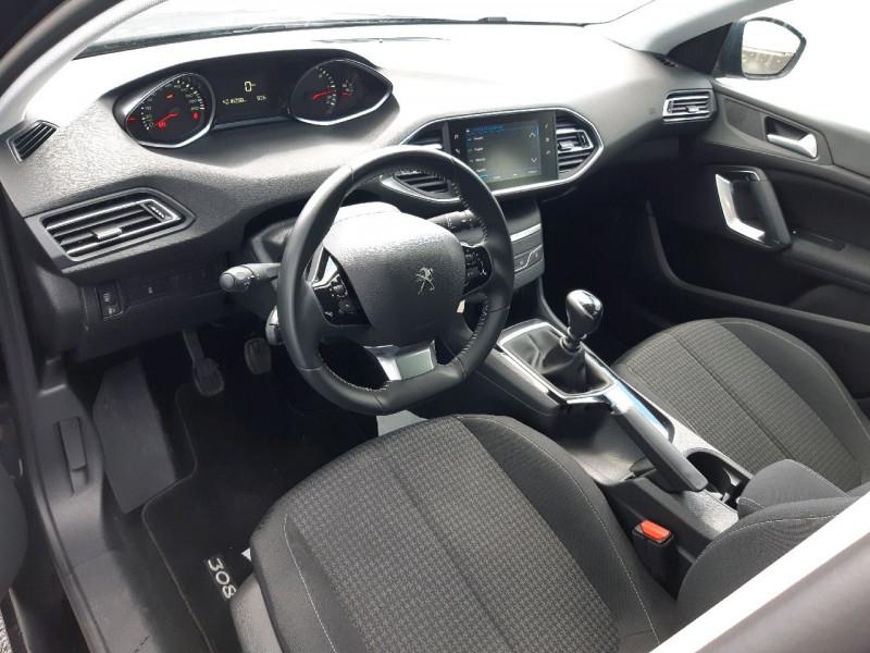 Photo 4 de l'offre de PEUGEOT 308 1.5 BLUEHDI 130CH S&S ACTIVE à 17290€ chez Carlyss automobiles Vitré