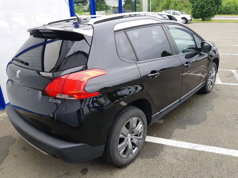Photo 3 de l'offre de PEUGEOT 2008 1.2 PURETECH 110CH STYLE S&S à 11490€ chez Carlyss automobiles Vitré