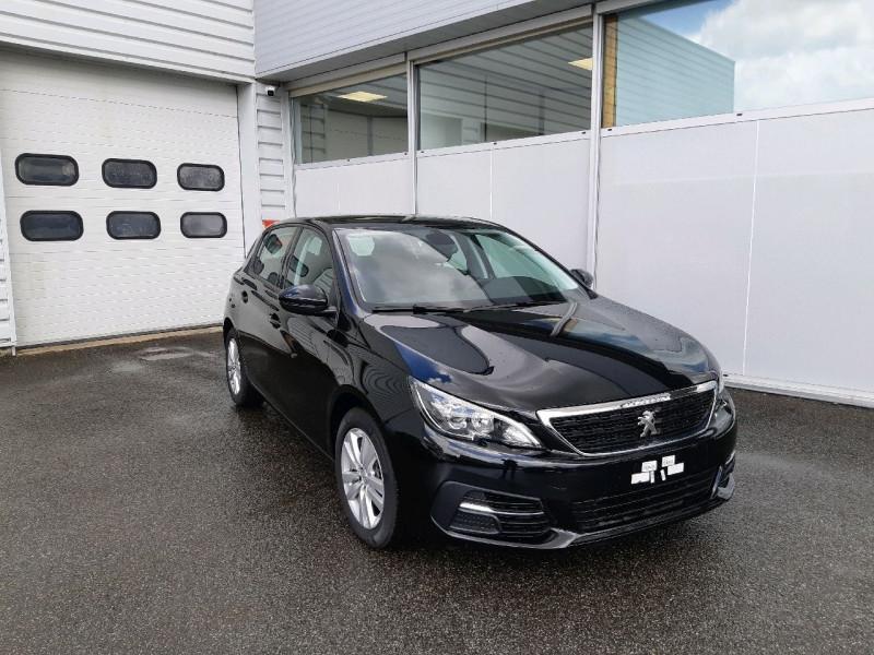 Peugeot 308 1.5 BLUEHDI 130CH S&S ACTIVE Diesel NOIR PERLA Occasion à vendre