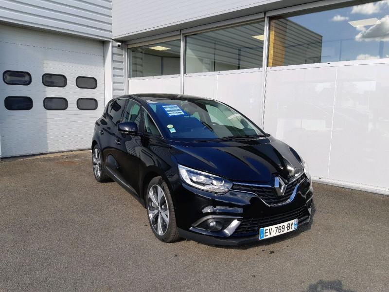 Renault SCENIC IV 1.6 DCI 130CH ENERGY INTENS Diesel NOIR Occasion à vendre