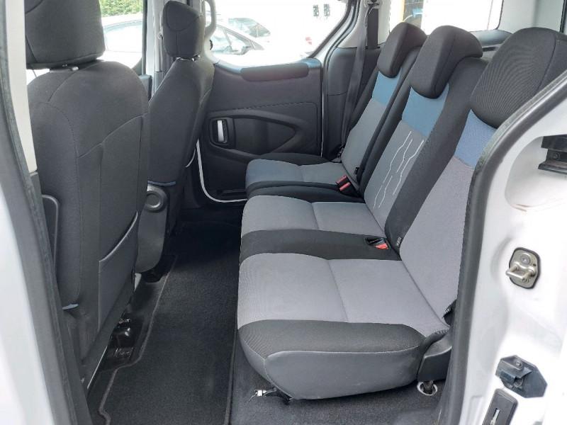 Photo 8 de l'offre de PEUGEOT PARTNER TEPEE 1.6 BLUEHDI 100CH ACTIVE à 10490€ chez Carlyss automobiles Vitré