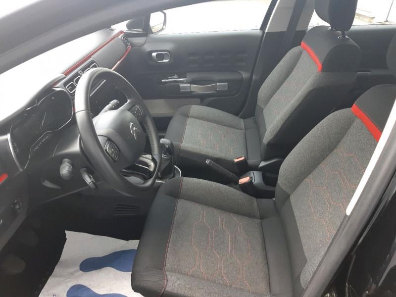 Photo 8 de l'offre de CITROEN C3 BLUEHDI 100CH FEEL BUSINESS S&S à 10790€ chez Carlyss automobiles Vitré