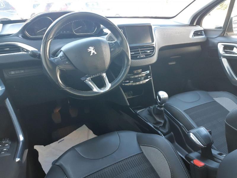 Photo 9 de l'offre de PEUGEOT 2008 1.6 BLUEHDI 120CH ALLURE S&S à 11990€ chez Carlyss automobiles Vitré