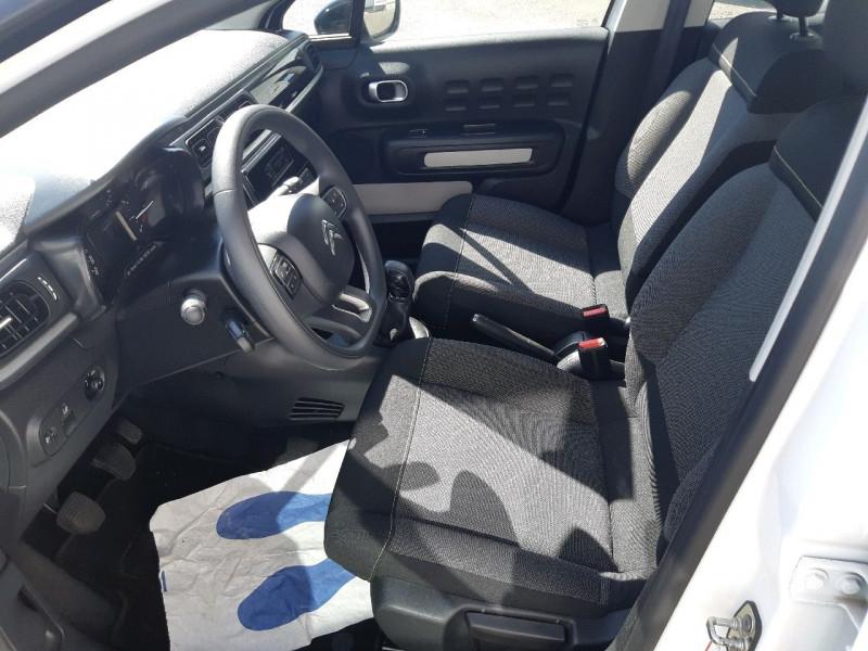 Photo 9 de l'offre de CITROEN C3 PURETECH 82CH FEEL à 10990€ chez Carlyss automobiles Vitré
