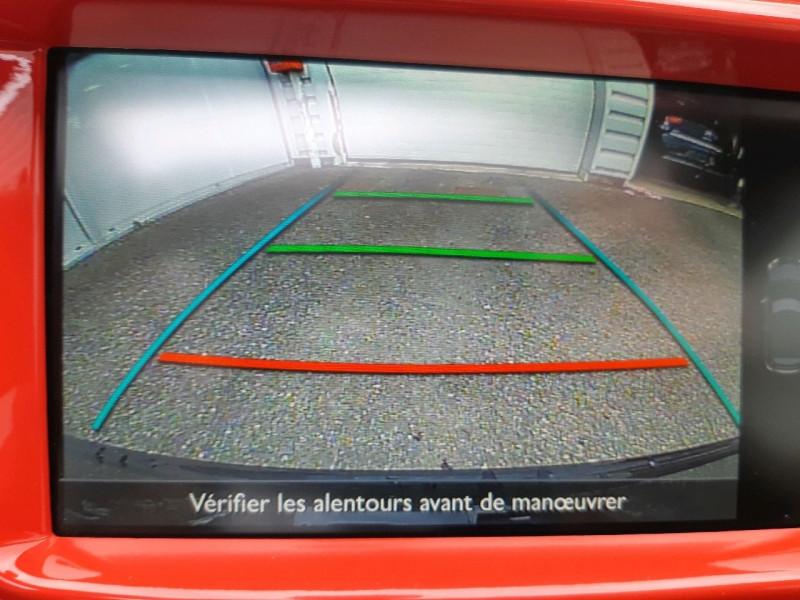 Photo 16 de l'offre de DS DS 3 CABRIO PURETECH 110CH INES DE LA FRESSANGE S&S EAT6 à 16990€ chez Carlyss automobiles Vitré