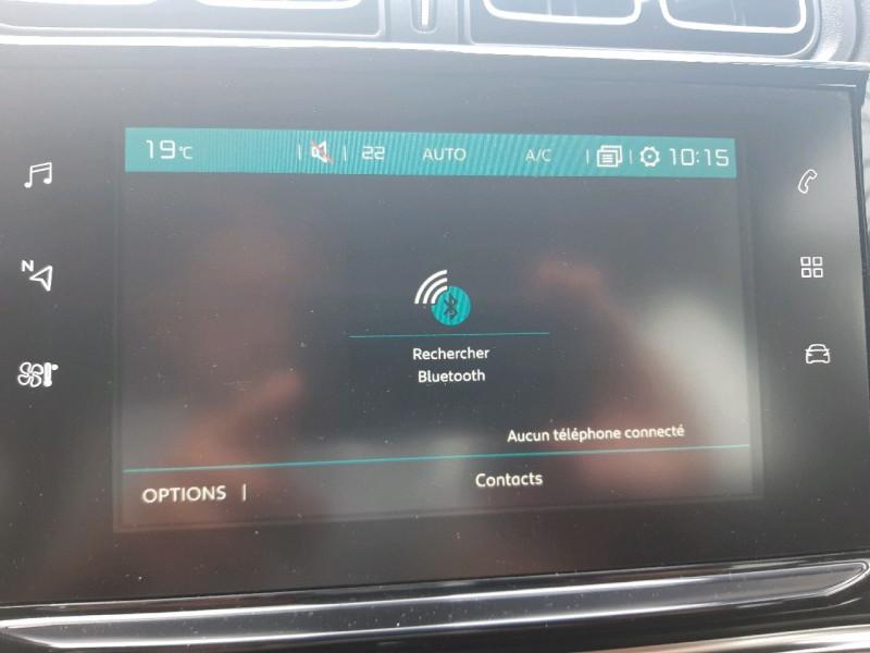 Photo 15 de l'offre de CITROEN C3 BLUEHDI 100CH FEEL BUSINESS S&S à 10790€ chez Carlyss automobiles Vitré