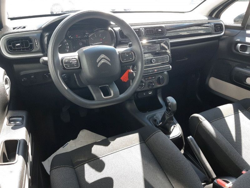 Photo 7 de l'offre de CITROEN C3 PURETECH 82CH FEEL à 10990€ chez Carlyss automobiles Vitré