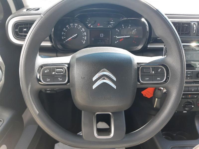 Photo 14 de l'offre de CITROEN C3 PURETECH 82CH FEEL à 10990€ chez Carlyss automobiles Vitré
