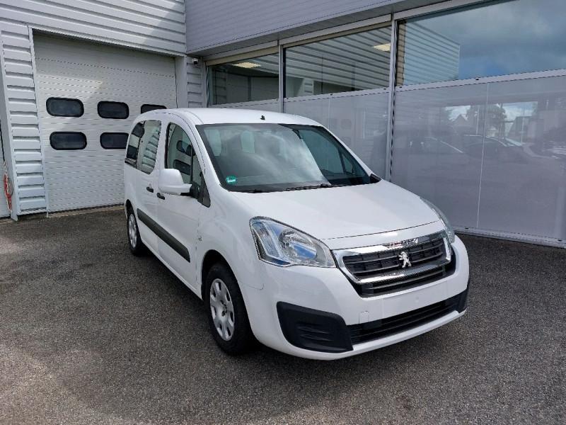 Peugeot PARTNER TEPEE 1.6 BLUEHDI 100CH ACTIVE Diesel BLANC Occasion à vendre