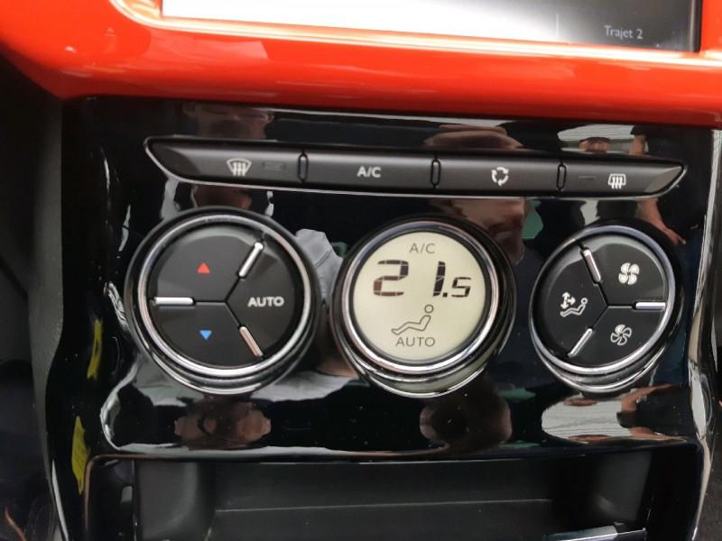 Photo 11 de l'offre de DS DS 3 CABRIO PURETECH 110CH INES DE LA FRESSANGE S&S EAT6 à 16990€ chez Carlyss automobiles Vitré