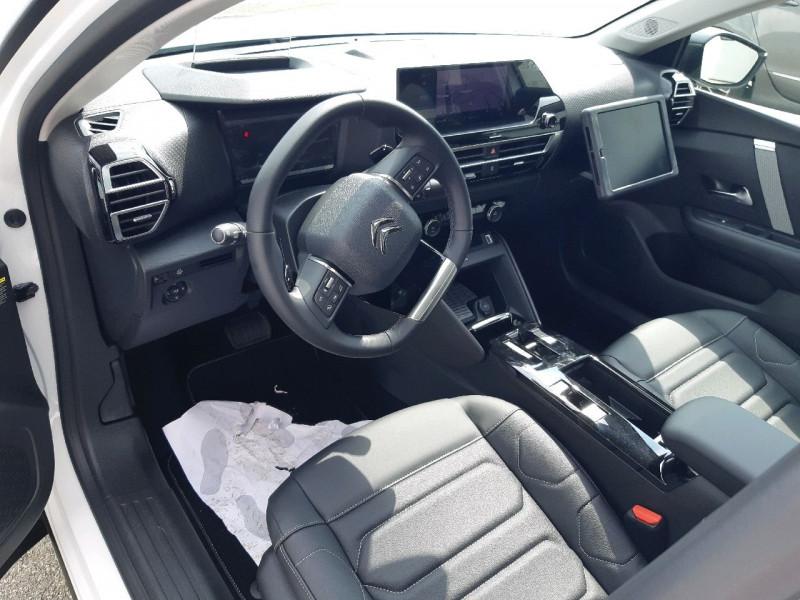Photo 9 de l'offre de CITROEN C4 PURETECH 130CH S&S SHINE PACK EAT8 à 27990€ chez Carlyss automobiles Vitré
