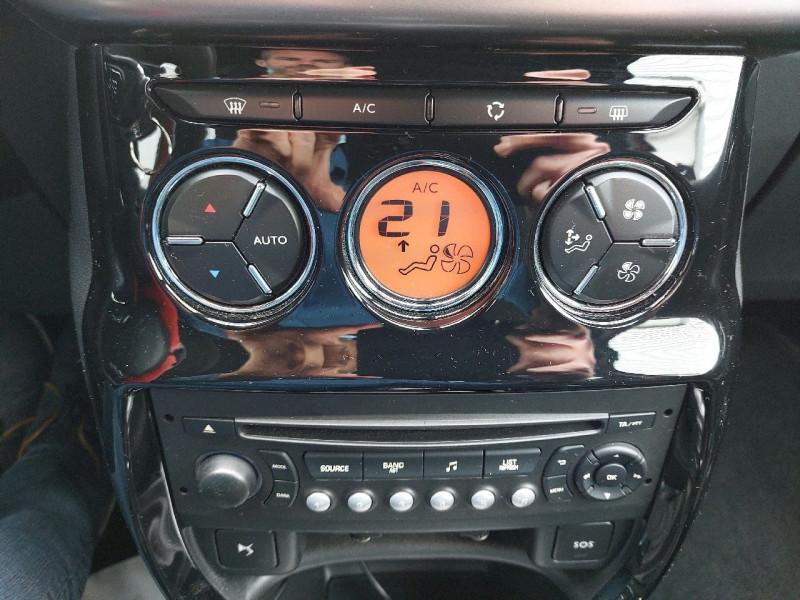 Photo 14 de l'offre de DS DS 3 PURETECH 82CH SO CHIC à 10790€ chez Carlyss automobiles Vitré