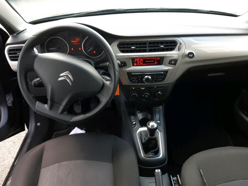 Photo 6 de l'offre de CITROEN C-ELYSEE BLUEHDI 100CH CONFORT à 8490€ chez Carlyss automobiles Vitré