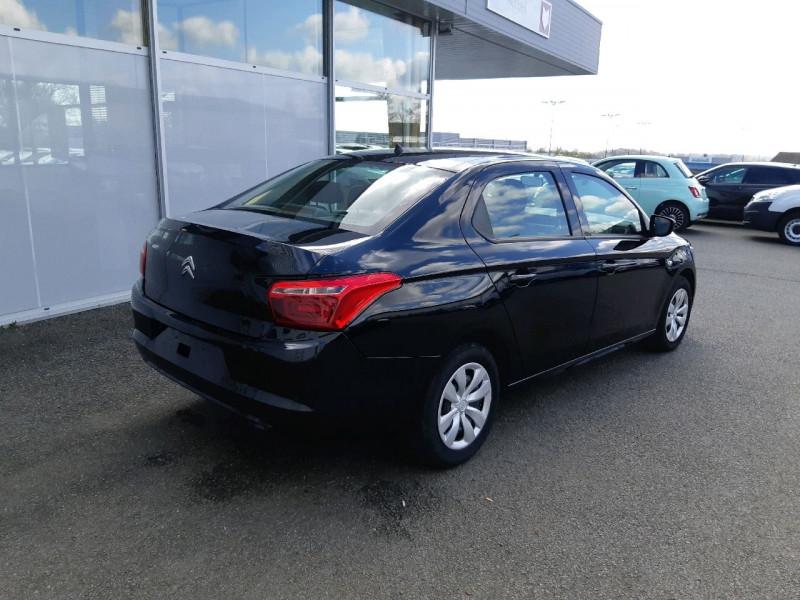 Photo 3 de l'offre de CITROEN C-ELYSEE BLUEHDI 100CH CONFORT à 8490€ chez Carlyss automobiles Vitré