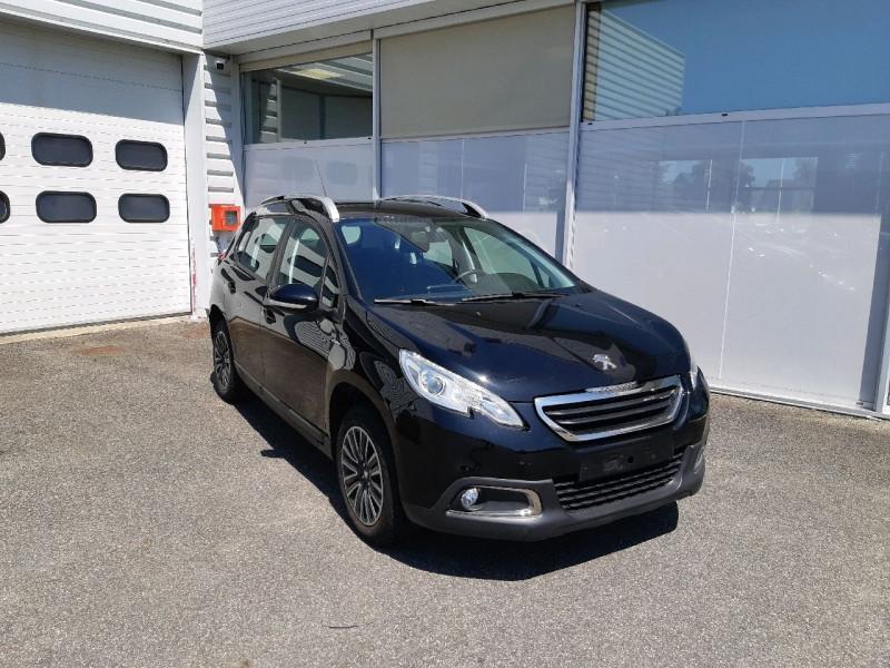 Peugeot 2008 1.2 PURETECH 82CH ACTIVE Essence NOIR Occasion à vendre