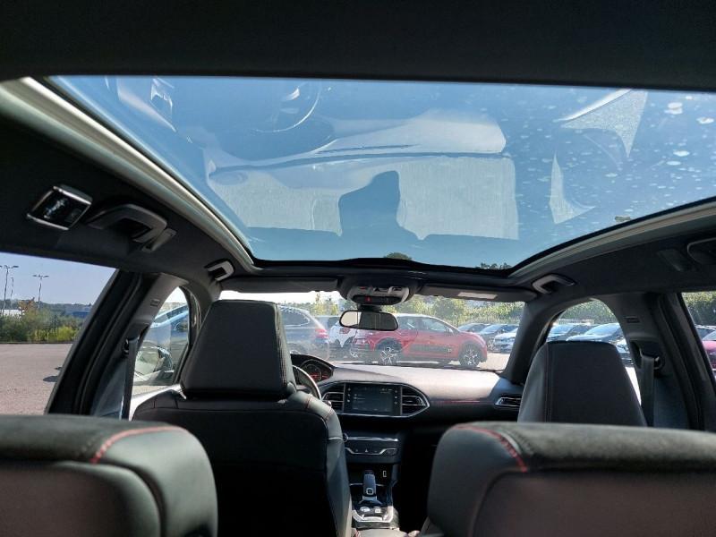 Photo 10 de l'offre de PEUGEOT 308 SW 2.0 BLUEHDI 180CH S&S GT EAT8 à 15990€ chez Carlyss automobiles Vitré