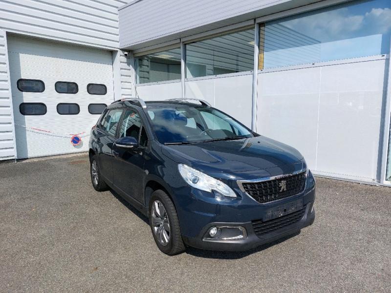 Peugeot 2008 1.2 PURETECH 110CH ALLURE S&S Essence GRIS HURRICANE Occasion à vendre