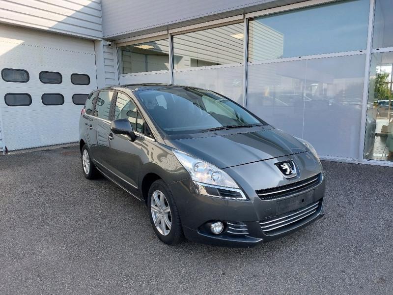 Peugeot 5008 2.0 HDI FAP PREMIUM 7PL Diesel GRIS SHARK Occasion à vendre