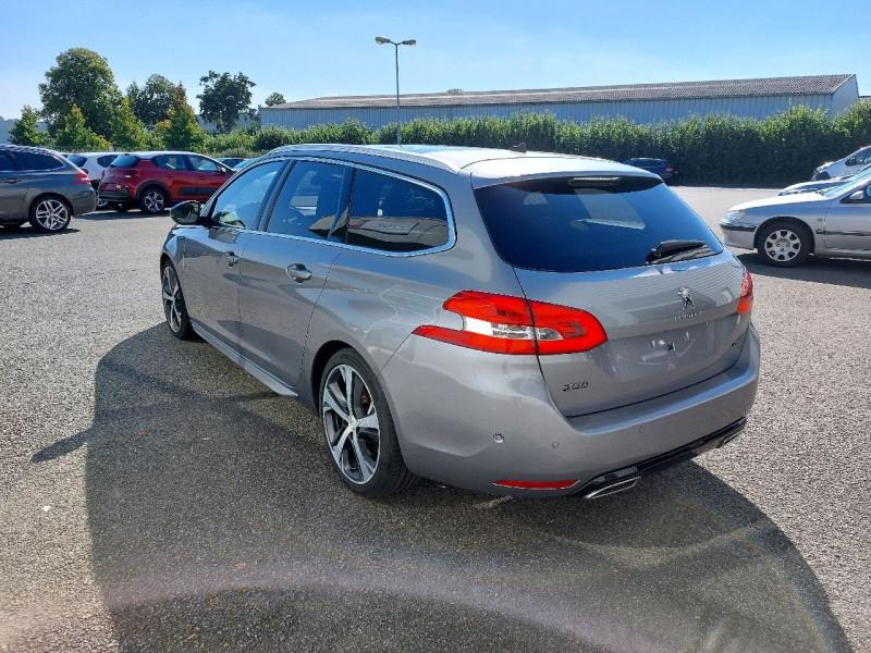 Photo 4 de l'offre de PEUGEOT 308 SW 2.0 BLUEHDI 180CH S&S GT EAT8 à 15990€ chez Carlyss automobiles Vitré