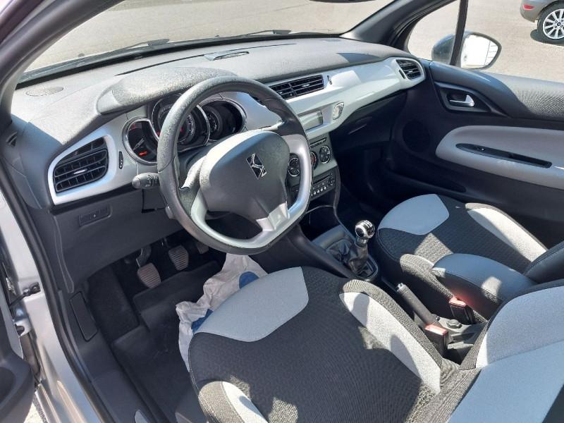 Photo 7 de l'offre de CITROEN DS3 1.2 VTI PURETECH SO CHIC à 9490€ chez Carlyss automobiles Vitré