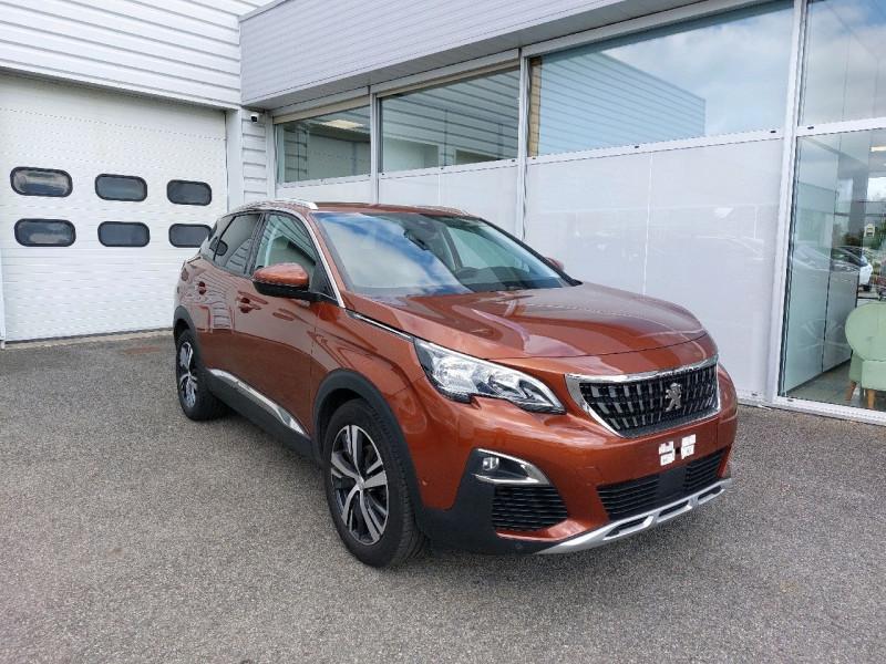 Peugeot 3008 1.6 BLUEHDI 120CH ALLURE S&S Diesel METALIC COOPER Occasion à vendre