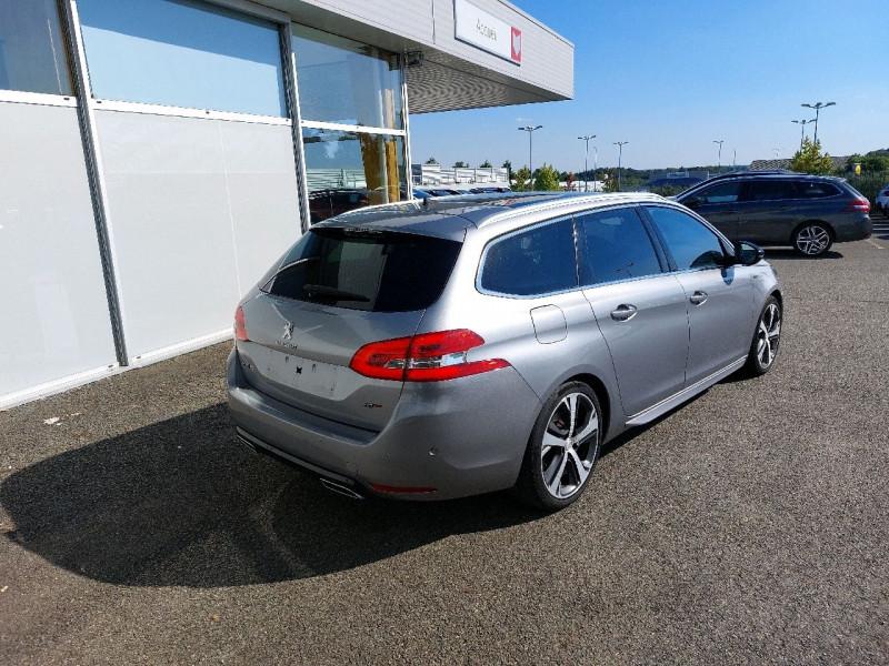 Photo 3 de l'offre de PEUGEOT 308 SW 2.0 BLUEHDI 180CH S&S GT EAT8 à 15990€ chez Carlyss automobiles Vitré
