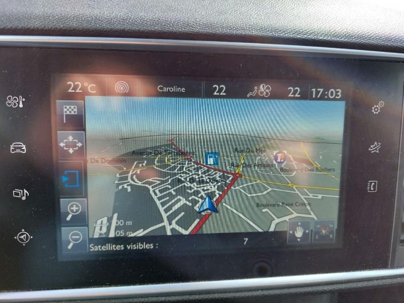 Photo 11 de l'offre de PEUGEOT 308 SW 2.0 BLUEHDI FAP 150CH ALLURE EAT6 à 9490€ chez Carlyss automobiles Vitré