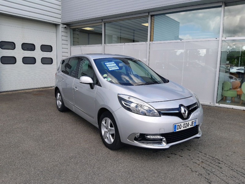 Renault GRAND SCENIC III 1.5 DCI 110CH ENERGY BUSINESS ECO² 7 PLACES 2015 Diesel GRIS C Occasion à vendre