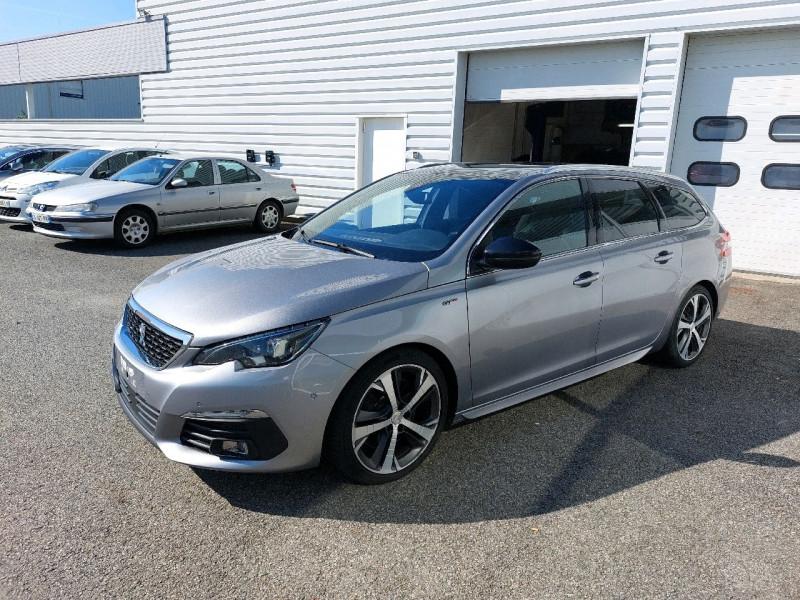 Photo 5 de l'offre de PEUGEOT 308 SW 2.0 BLUEHDI 180CH S&S GT EAT8 à 15990€ chez Carlyss automobiles Vitré