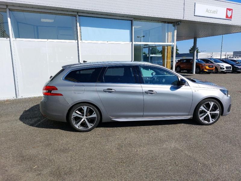 Photo 2 de l'offre de PEUGEOT 308 SW 2.0 BLUEHDI 180CH S&S GT EAT8 à 15990€ chez Carlyss automobiles Vitré