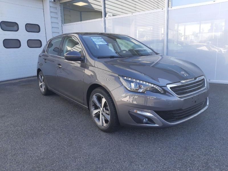 Peugeot 308 2.0 BLUEHDI 150CH ALLURE S&S 5P Diesel GRIS PLATINIUM Occasion à vendre