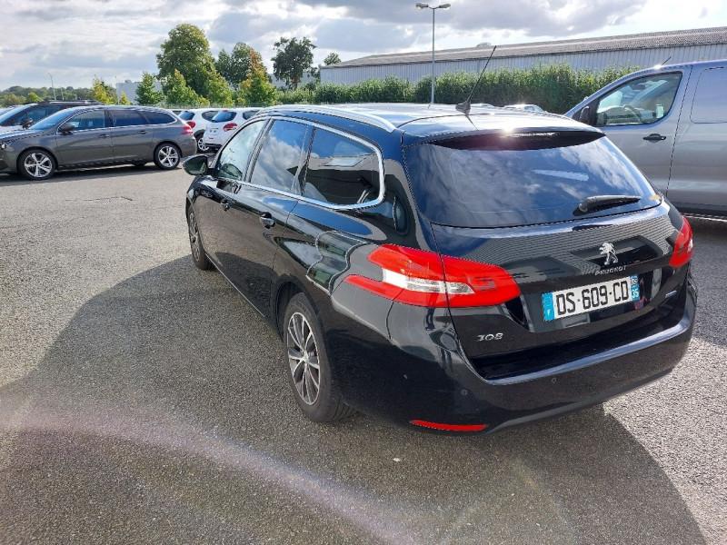 Photo 5 de l'offre de PEUGEOT 308 SW 2.0 BLUEHDI FAP 150CH ALLURE EAT6 à 9490€ chez Carlyss automobiles Vitré