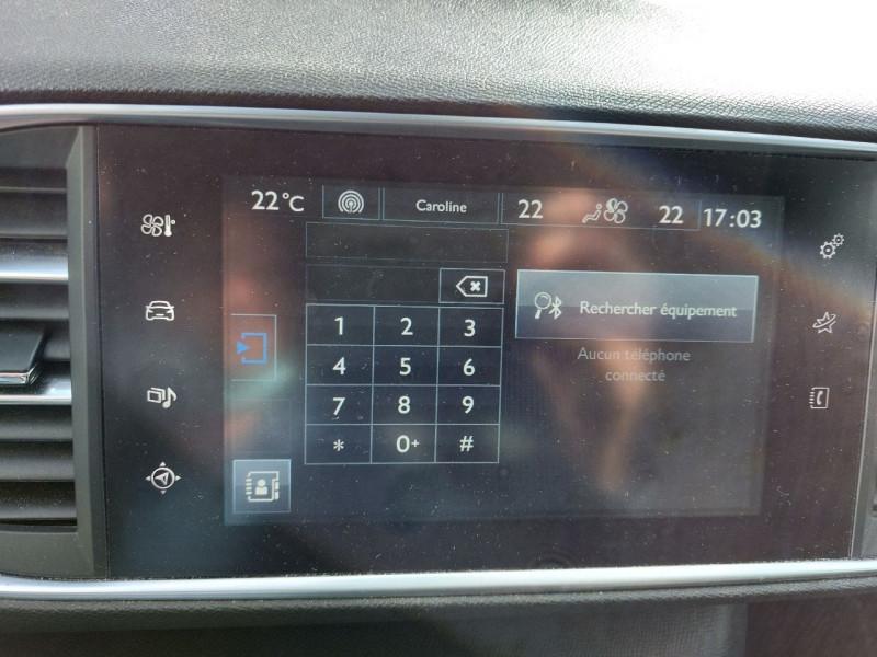 Photo 12 de l'offre de PEUGEOT 308 SW 2.0 BLUEHDI FAP 150CH ALLURE EAT6 à 9490€ chez Carlyss automobiles Vitré