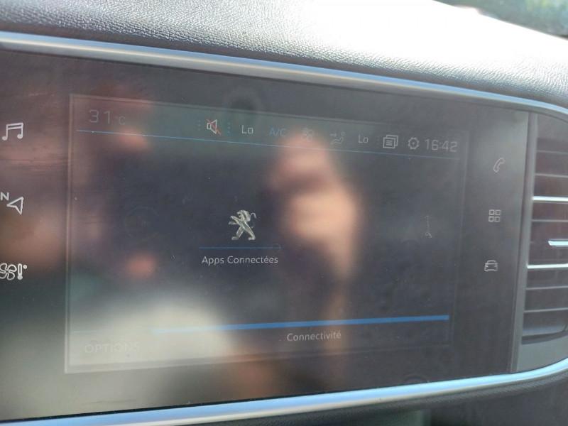 Photo 21 de l'offre de PEUGEOT 308 SW 2.0 BLUEHDI 180CH S&S GT EAT8 à 15990€ chez Carlyss automobiles Vitré