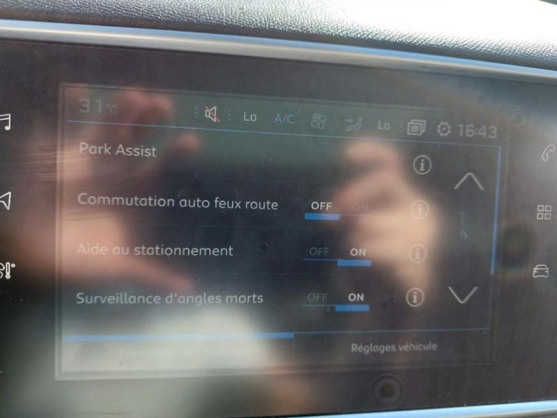 Photo 23 de l'offre de PEUGEOT 308 SW 2.0 BLUEHDI 180CH S&S GT EAT8 à 15990€ chez Carlyss automobiles Vitré