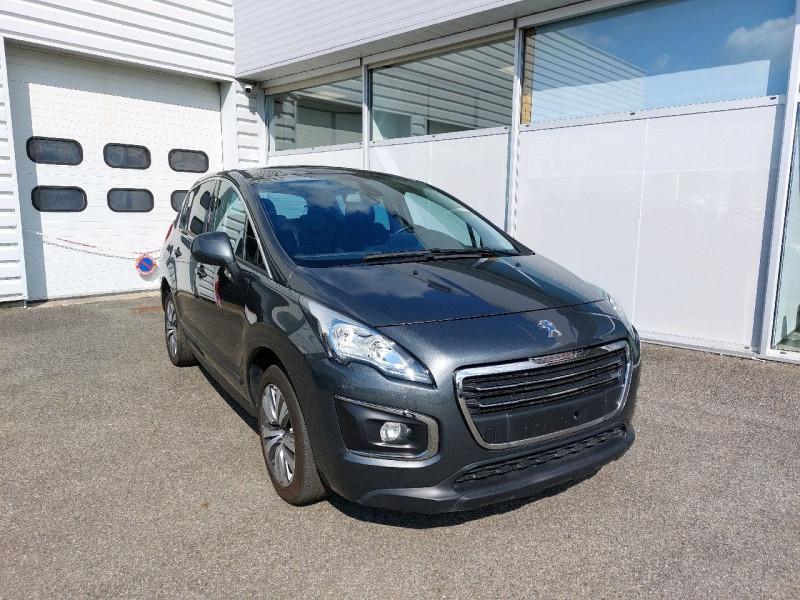 Peugeot 3008 2.0 BLUEHDI 150CH ALLURE S&S Diesel GRIS SHARK Occasion à vendre