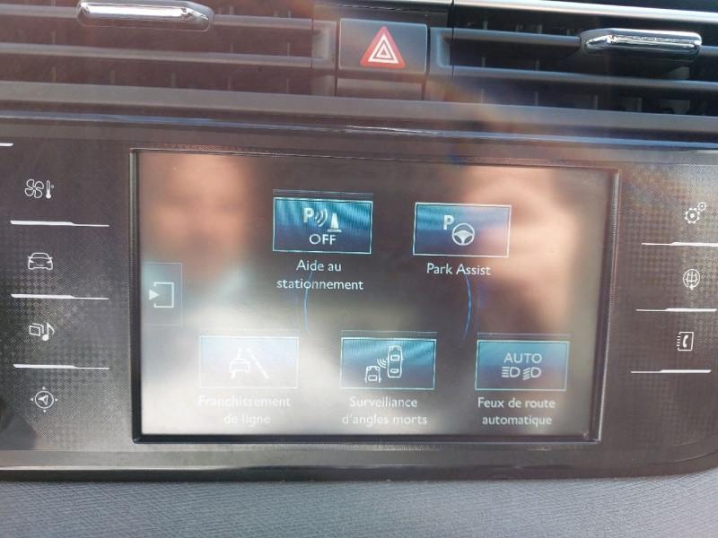 Photo 13 de l'offre de CITROEN C4 PICASSO BLUEHDI 150CH BUSINESS + S&S à 14490€ chez Carlyss automobiles Vitré