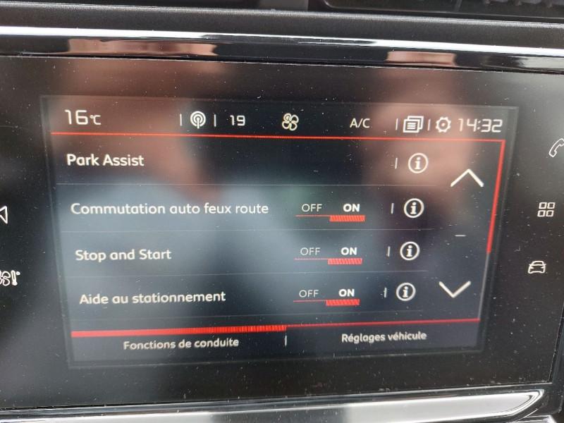 Photo 15 de l'offre de CITROEN C3 AIRCROSS BLUEHDI 120CH S&S SHINE à 12790€ chez Carlyss automobiles Vitré