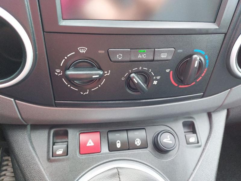 Photo 12 de l'offre de CITROEN BERLINGO BLUEHDI 120CH SHINE S&S à 14990€ chez Carlyss automobiles Vitré