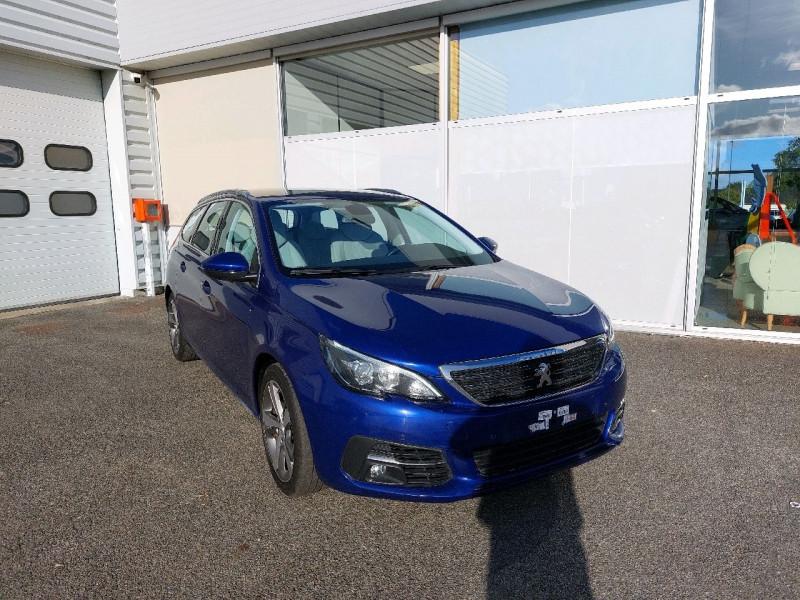 Photo 1 de l'offre de PEUGEOT 308 SW 1.5 BLUEHDI 130CH S&S ALLURE à 16990€ chez Carlyss automobiles Vitré