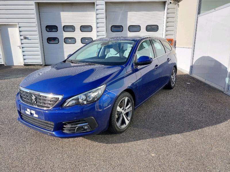Photo 2 de l'offre de PEUGEOT 308 SW 1.5 BLUEHDI 130CH S&S ALLURE à 16990€ chez Carlyss automobiles Vitré