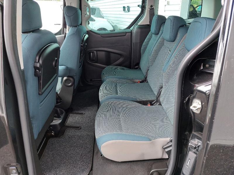 Photo 8 de l'offre de CITROEN BERLINGO BLUEHDI 120CH SHINE S&S à 14990€ chez Carlyss automobiles Vitré