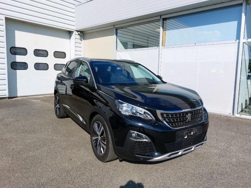 Peugeot 3008 2.0 BLUEHDI 150CH ALLURE S&S Diesel NOIR Occasion à vendre