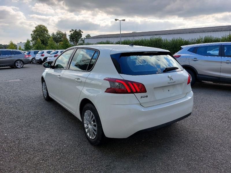 Photo 4 de l'offre de PEUGEOT 308 1.6 BLUEHDI 100CH S&S ACTIVE à 9990€ chez Carlyss automobiles Vitré